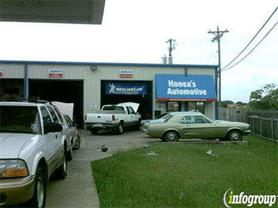 Frontage | Honea's Automotive